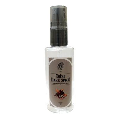Dark Spice Kolonya 80 Derece Pet Şişe Sprey 50 ML
