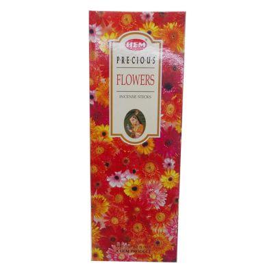 Değerli Çiçekler Kokulu 20 Çubuk Tütsü - Precious Flowers