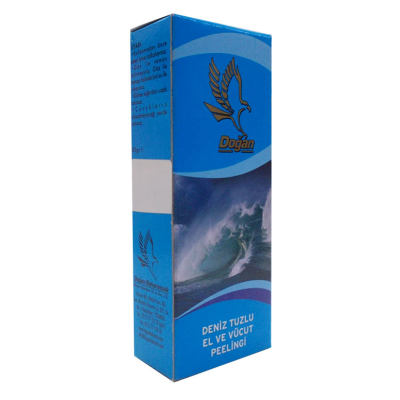 Deniz Tuzlu El Vücut Peelingi 100 ML