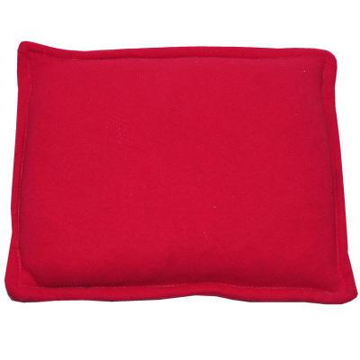 Dikdörtgen Doğal Kaya Tuzu Yastığı Kırmızı 1-2 Kg