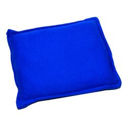 LokmanAVM - Dikdörtgen Doğal Kaya Tuzu Yastığı Mavi 1-2 Kg Görseli