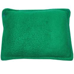Dikdörtgen Doğal Kaya Tuzu Yastığı Yeşil 1-2 Kg - Thumbnail