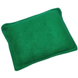 LokmanAVM - Dikdörtgen Doğal Kaya Tuzu Yastığı Yeşil 1-2 Kg Görseli
