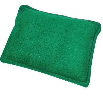 Dikdörtgen Doğal Kaya Tuzu Yastığı Yeşil 1-2 Kg