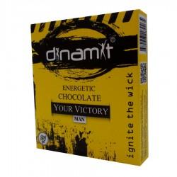 Dinamit - Chocolate Man 24Gr Görseli