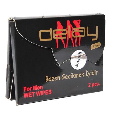 Karanfilli Bitkisel For Men Mendil 2 li Paket