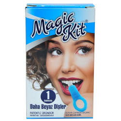Magic Kit - Diş Temizleme Kiti 1 Set (1)
