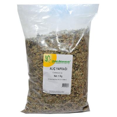 Doğal Alıç Yaprağı 1000 Gr Paket