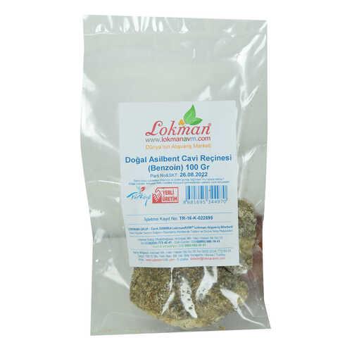 Doğal Asilbent Cavi Reçinesi (Benzoin) 100 Gr Paket
