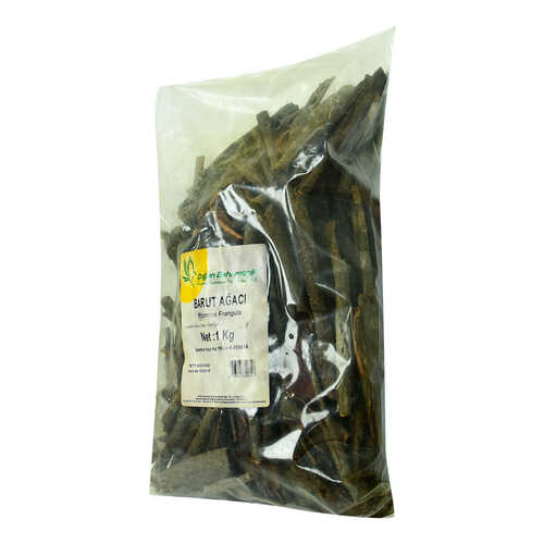Doğal Barut Ağacı Kabuğu 1000 Gr Paket