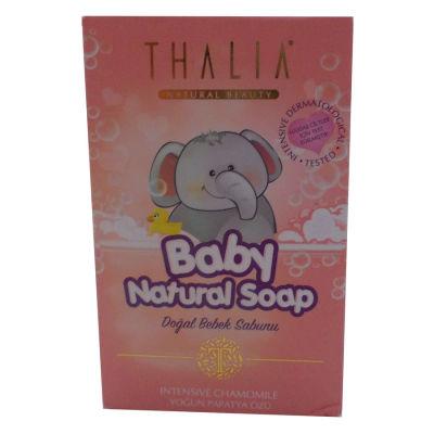 Doğal Bebek Sabunu Kızlara 100Gr