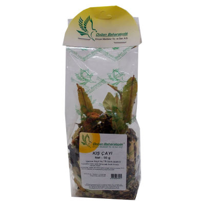 Doğal Bitki Karışımı Kış Çayı 50 Gr Paket