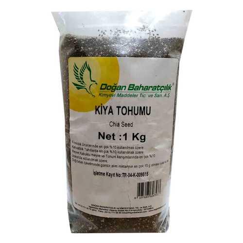 Doğal Chia Tohumu 1000 Gr Paket