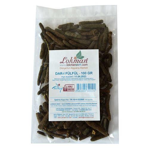 Doğal Darı Fülfül - Uzun Biber 100 Gr Paket