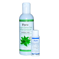 Doğal Defne Özlü Şampuan 500 ML - Thumbnail