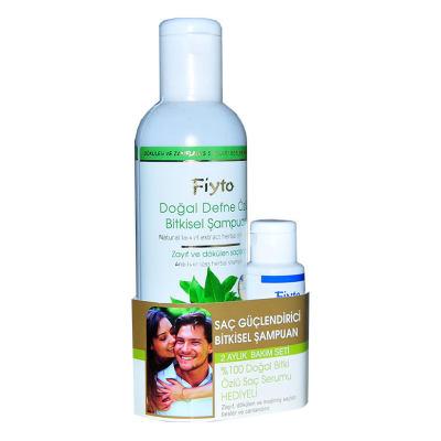 Doğal Defne Özlü Şampuan 500 ML