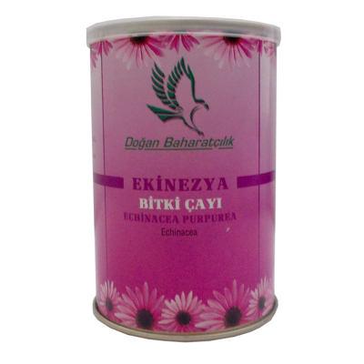 Doğal Ekinezya Bitki Çayı 50 Gr Teneke Kutu