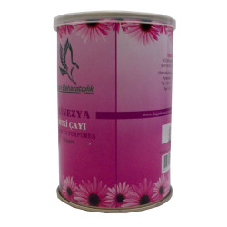 Doğal Ekinezya Bitki Çayı 50 Gr Teneke Kutu - Thumbnail