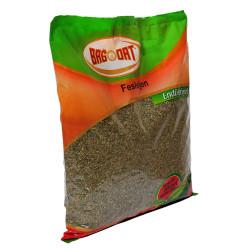 Bağdat Baharat - Doğal Fesleğen Elenmiş Tozu Alınmış 1000 Gr Paket (1)