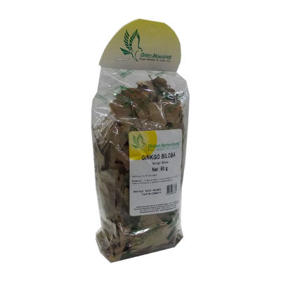 Doğal Ginkgo Biloba Yaprağı 50 Gr Paket