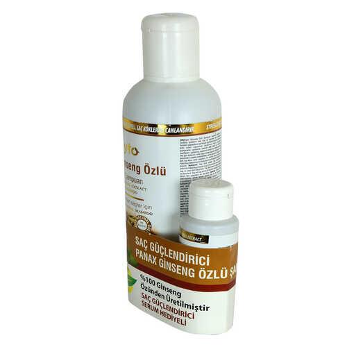 Doğal Ginseng Özlü Bitkisel Şampuan 500 ML