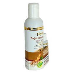 Doğal Ginseng Özlü Bitkisel Şampuan 500 ML - Thumbnail
