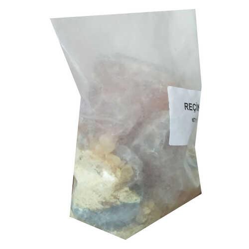 Doğal Granül Çakıl Reçine Sarı 1000 Gr Paket