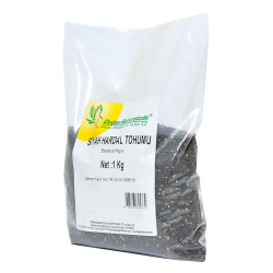 Doğan - Doğal Hardal Tohumu Siyah 1000 Gr Paket Görseli