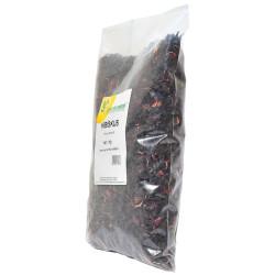 Doğan - Doğal Hibiskus, Bamya Çiçeği 1000 Gr Paket (1)