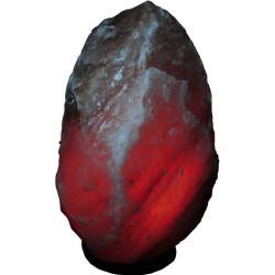 Doğal Himalaya Kaya Tuzu Lambası Kablolu Ampullü Pembe 14-16 Kg - Thumbnail