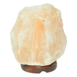LokmanAVM - Doğal Himalaya Kaya Tuzu Lambası Kablolu Ampullü Pembe 2-3 Kg (1)