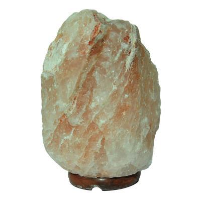 Doğal Himalaya Kaya Tuzu Lambası Kablolu Ampullü Pembe 5-6 Kg
