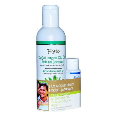 Doğal Isırgan Otu Özlü Şampuan 500 ML