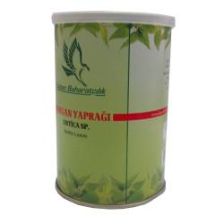 Doğal Isırgan Otu Yaprağı 100 Gr Teneke Kutu - Thumbnail