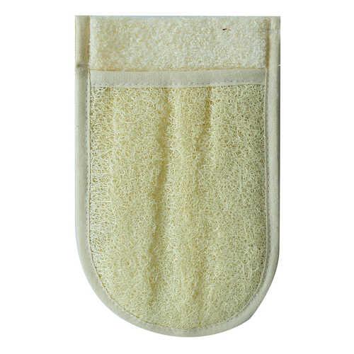 Doğal Kabak Lifli Banyo Duş Eldiveni Kese 15x25 Cm
