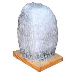 LokmanAVM - Doğal Kaya Tuzu Lambası Çankırı Kablolu Ampullü Beyaz 3-4 Kg (1)