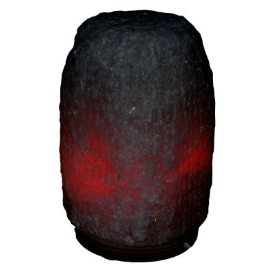 Doğal Kaya Tuzu Lambası Çankırı Kablolu Ampullü Beyaz 5-6 Kg