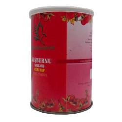Doğan - Doğal Kırılmış Kuşburnu 100 Gr Teneke Kutu (1)