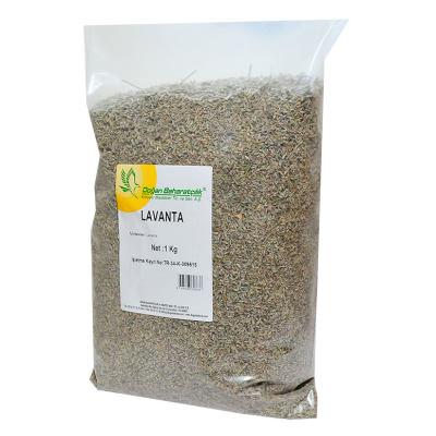 Doğal Lavanta Çiçeği 1000 Gr Paket