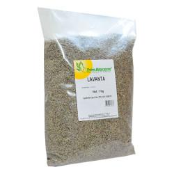 Doğal Lavanta Çiçeği 1000 Gr Paket - Thumbnail