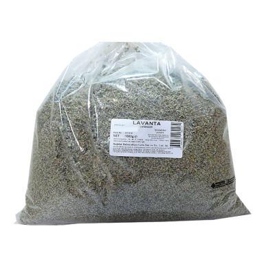 Doğal Lavanta Çiçeği 1000Gr Paket