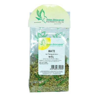 Doğal Mate Yaprağı 50 Gr Paket