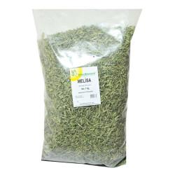 Doğal Melisa Limon Otu 1000 Gr Paket - Thumbnail