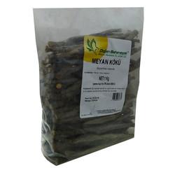 Doğal Meyan Kökü Çubuk Kabuklu 1000 Gr Paket - Thumbnail