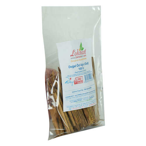 Doğal Öd Ağacı (Oud) 100 Gr Paket