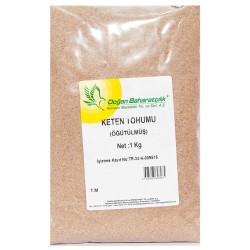 Doğan - Doğal Öğütülmüş Keten Tohumu 1000 Gr Paket (1)