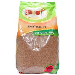 Doğal Öğütülmüş Keten Tohumu 1000Gr Paket - Thumbnail