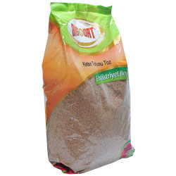 Bağdat Baharat - Doğal Öğütülmüş Keten Tohumu 1000Gr Paket Görseli