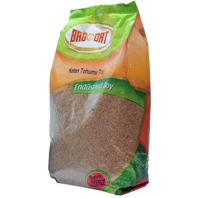 Doğal Öğütülmüş Keten Tohumu 1000Gr Paket