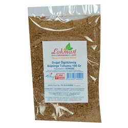 LokmanAVM - Doğal Öğütülmüş Süpürge Tohumu 100 Gr Paket Görseli